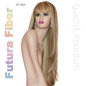 Perruque longue semi naturelle, une coiffure fashion