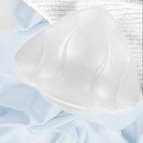 Forme en silicone transparente, pour nager