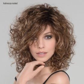 Perruque courte frisée, une coiffure très branché