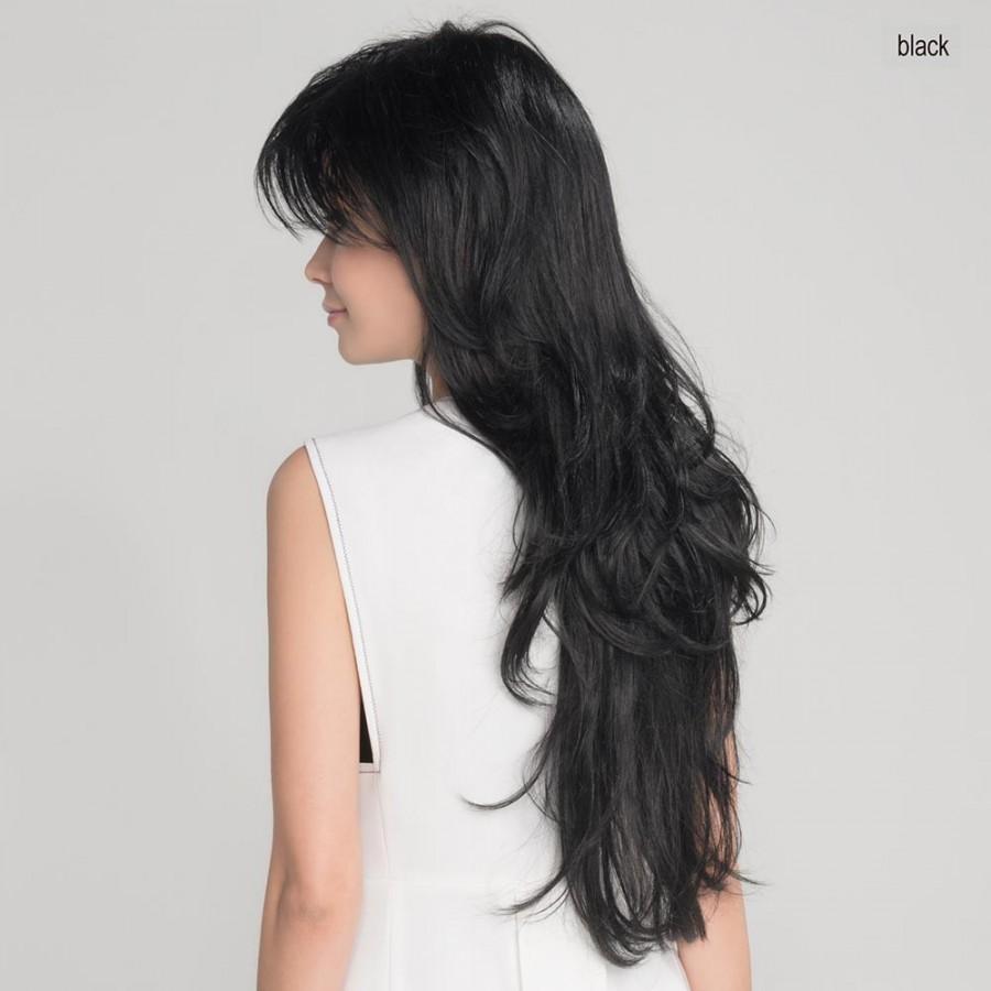 Perruque  longue romantique, pour une allure séduisante